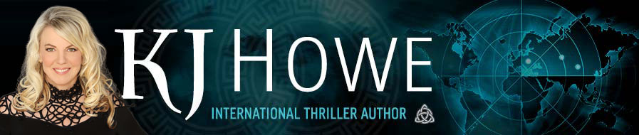 KJ Howe, Thriller Author