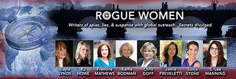 Visit the Rogue Women Writers website!